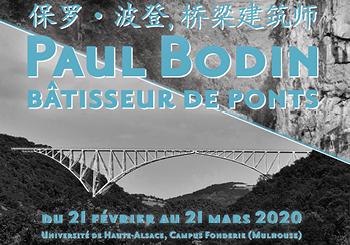 Exposition : Paul Bodin, bâtisseur de ponts