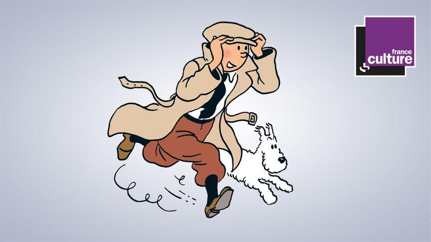 Pour les 90 ans de Tintin, France Culture propose 3 aventures à écouter et un podcast exceptionnel• Crédits : Hergé-Moulinsart 2018