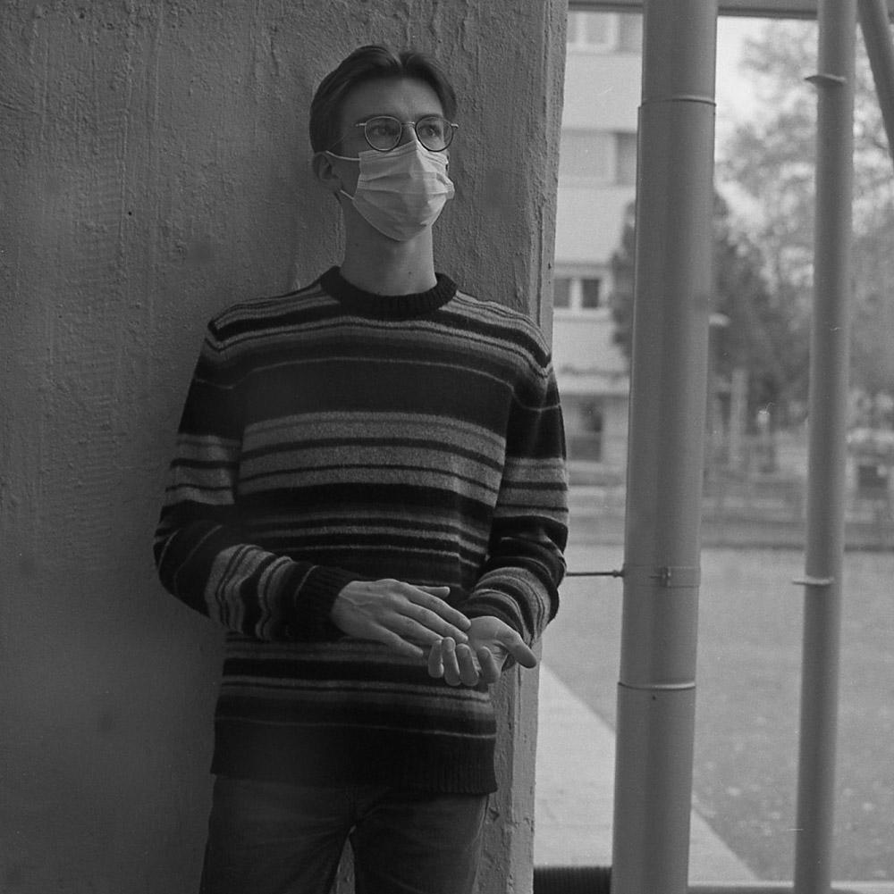 Portraits masqués - UE libre Culture