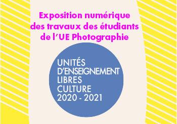UE PHOTOGRAPHIE 2020-2021